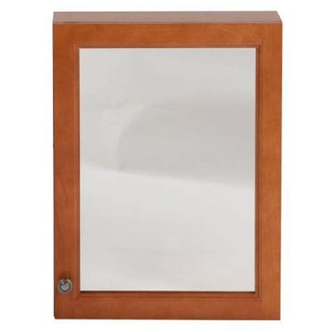 glacier bay chelsea 18 in x 24 in surface mount medicine
