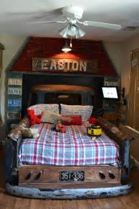 truck room 1952 chevy bed easton boy car room baby boy rooms and boy beds
