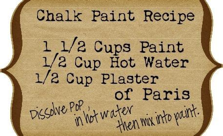 chalk paint recipe plaster of diy chalk paint recipe amazing dresser upcycle bought