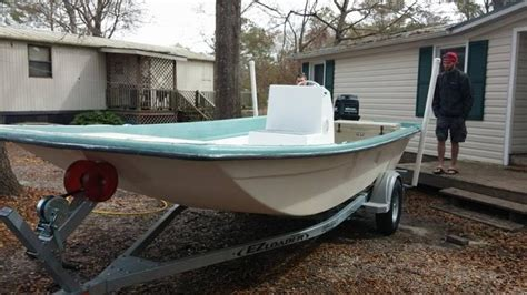 flat bottom boat another name shoalrunner skiffs the hull truth boating and fishing