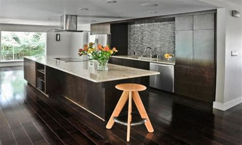 kitchen floor ideas with dark cabinets best hardwood floors kitchen kitchen designs with dark