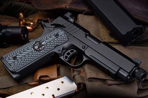 Silet 1 Black silent hawk 9mm pistols