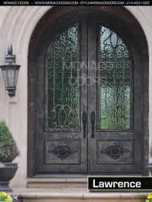 Double entry doors exterior doors monaco doors