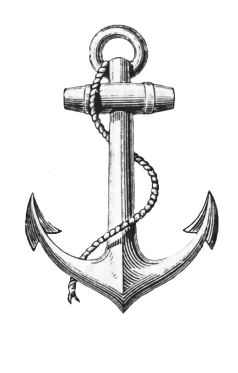 anchored art tattoo anchors ship wheel vintage ink tattoos inc artists
