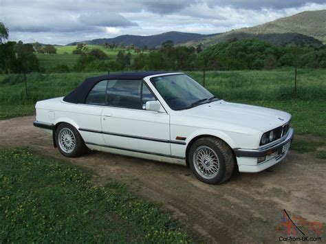 1988 bmw 325i convertible 1988 bmw 325i convertible top condition