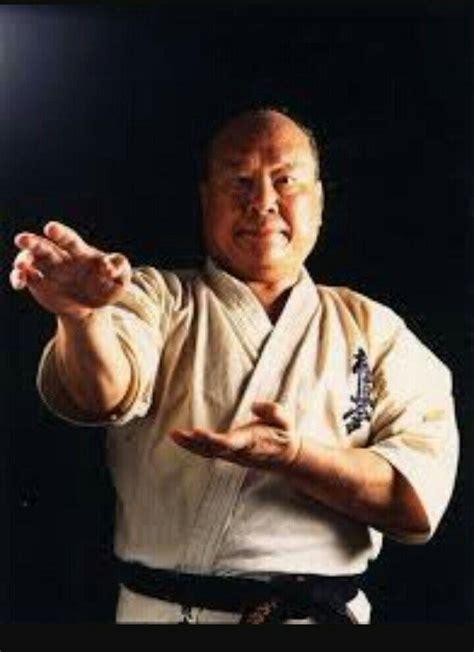 Teh Oyama international karate organization kyokushin sabakido