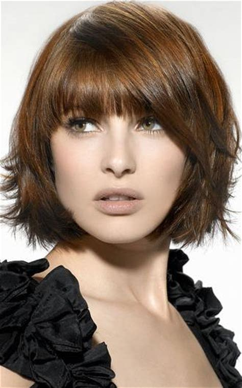 blunt bob with layered ends short bob hairstyles hairstyle blog