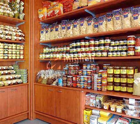 Scaffali Per Negozi Alimentari by Arredamento Negozio Alimentari Scaffalature Scaffali