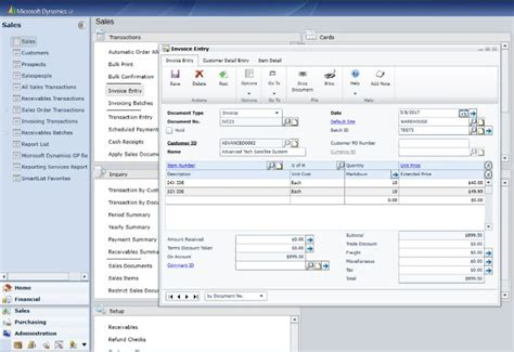 Microsoft Dynamics Gp dynamics gp 2015 top new features up part i dynamics 101