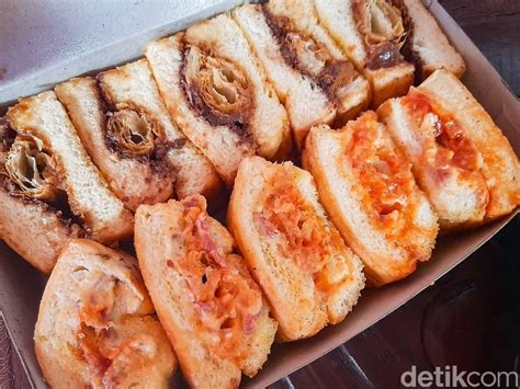 roti bakar premium nyam ngemil roti bakar kekinian isi