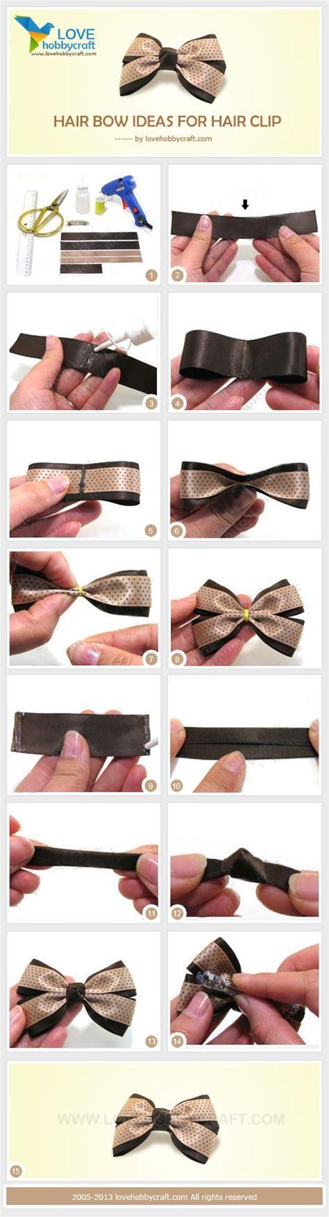 how to do cheer hair step by step hair bow ideas for hair clip taclar pinterest