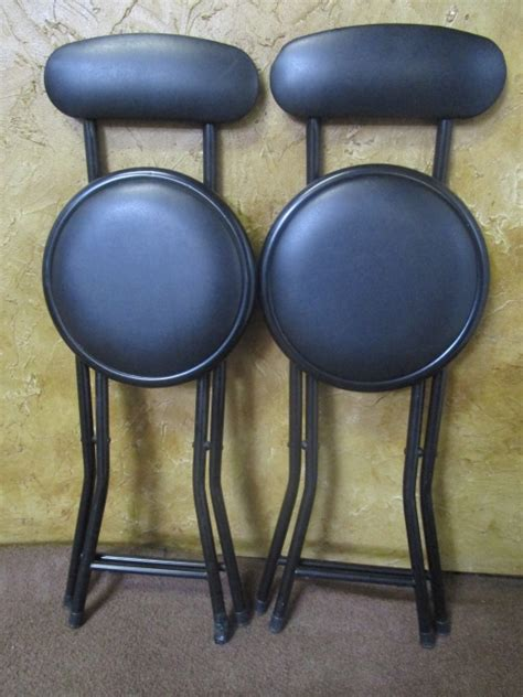 High Chair For Bar Counter Chairs Stools Footstools Two Fantastic Fold Up High