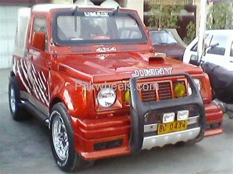 potohar jeep modified suzuki potohar 1989 for sale in karachi pakwheels
