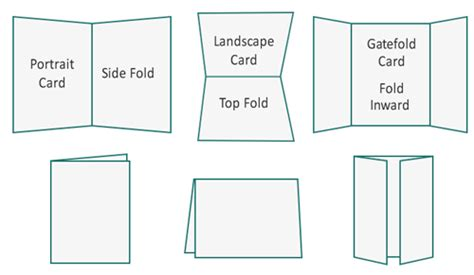 blitz card template sizes free printable card inserts happy holidays