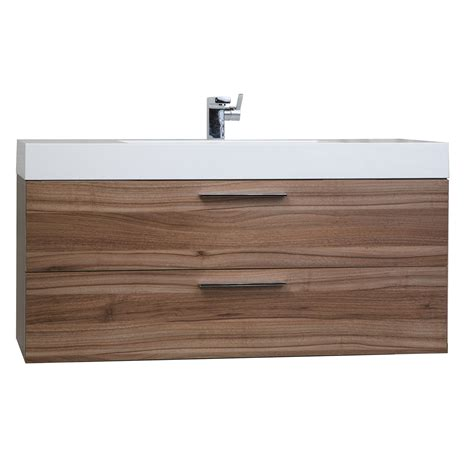 47 bathroom vanity 2 bathroom 47 inch contemporary bathroom vanity in walnut rs l1200 wn