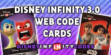 web codes for disney infinity disney infinity 3 0 character codes disney infinity
