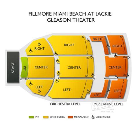 fillmore seating fillmore auditorium seating chart san francisco