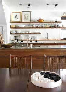 open cabinets in kitchen refresheddesigns trend to try open shelving in the kitchen