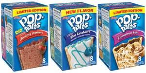 Pop Tarts In Toaster New Pop Tart Flavors Delish Com
