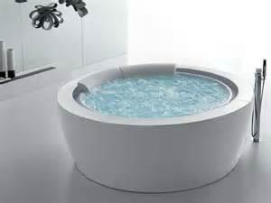 vasche da bagno rotonde vasca da bagno idromassaggio rotonda bolla sfioro 190