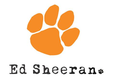 ed sheeran perfect time signature signature paw print call me crazy but i kind of want the