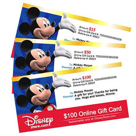 Disneyland Gift Cards - tmsm explains disney gift cards the main street mouse