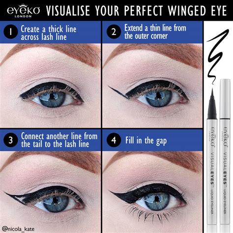 eyeliner tutorial for deep set eyes eye makeup for deep set eyes makeup vidalondon