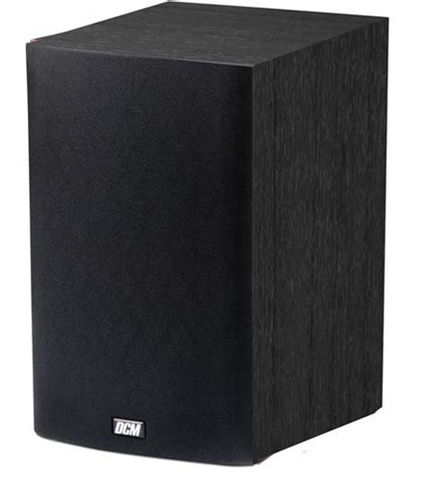 tp160s b 6 5 quot 100 watt rms dcm bookshelf speaker pair