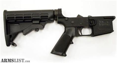 Wedges Slop Channel armslist for sale ar 15 lower assembly