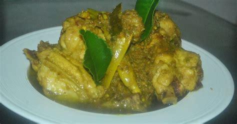 Masakan Harian Penggugah Selera Sufi S Y patyskitchen ayam masak ungkep