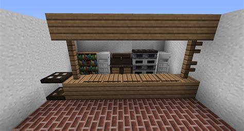 minecraft kitchen furniture modern furniture tutorial contest minecraft