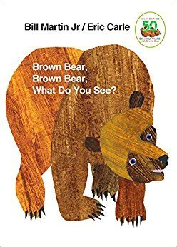 amazon com brown bear brown bear what do you see