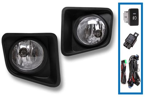 toyota tundra fog light kit fog lights ls kit oem replacement for toyota tundra