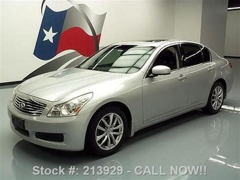 Infinity Auto Roadside Assistance Number by Sell Used 2008 Infiniti G 35 Sedan V6 Automatic Sunroof