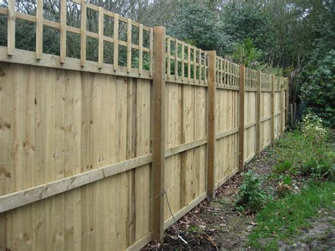 M Search Closeboard Fencing Richard Stubbs Fencing Services