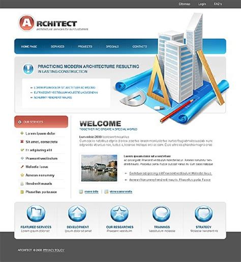 web design architecture architecture website design architecture website design