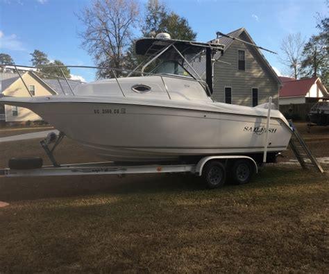 sailfish boats used sailfish boats for sale used sailfish boats for sale by