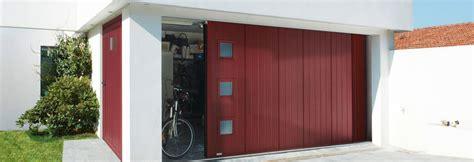 les portes de garage coulissantes