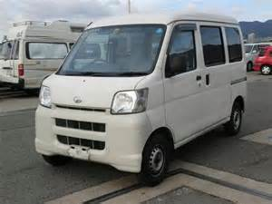 Daihatsu Cer Vans For Sale 2007 12 Daihatsu Hijet Cargo S320v Mini For Sale