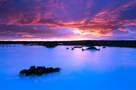 Góðan dag! / Sunrise @ Blue Lagoon, Iceland   Flickr   Photo Sharing!