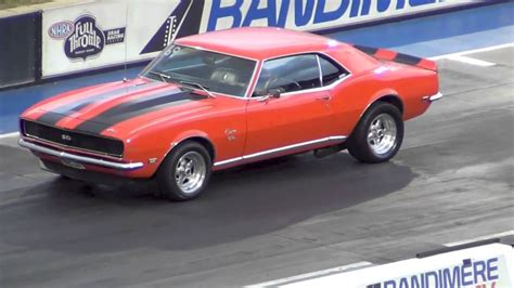 1969 nova drag racing 1969 chevy nova vs 1967 camaro ss drag race youtube