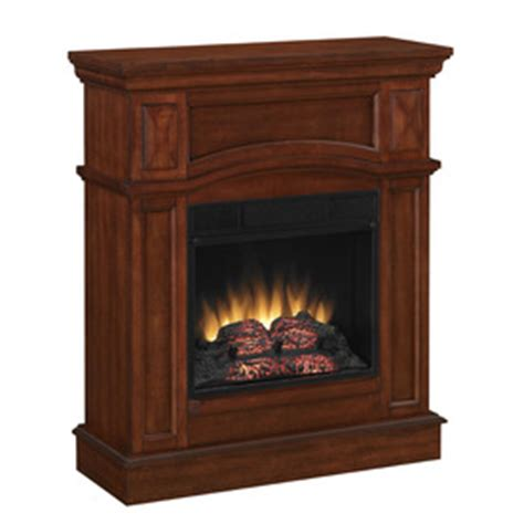 style selections electric fireplace shop style selections 4600 btu electric fireplace at lowes