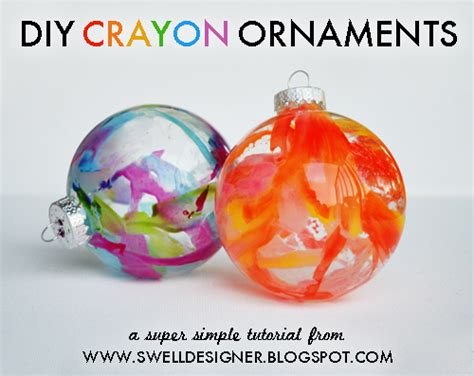 diy ornaments crayon 27 new uses for broken crayons make and takes