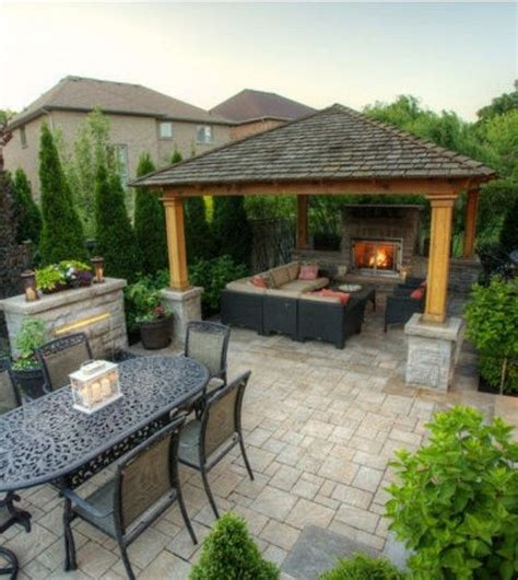 backyard with gazebo the 25 best ideas about backyard gazebo on pinterest