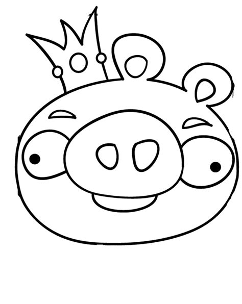 pig color sheet az coloring pages