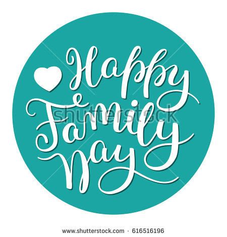 happy family cards templates family day stock images royalty free images vectors