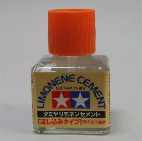 Tamiya Limonene Cement tamiya 87134 limonene cement thin 40ml