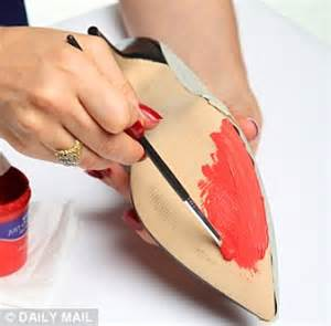 louboutin paint color