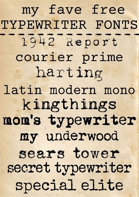 tattoo fonts commercial use free typewriter fonts for personal or commercial use