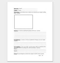chapter outline template chapter outline template 10 free formats exles and